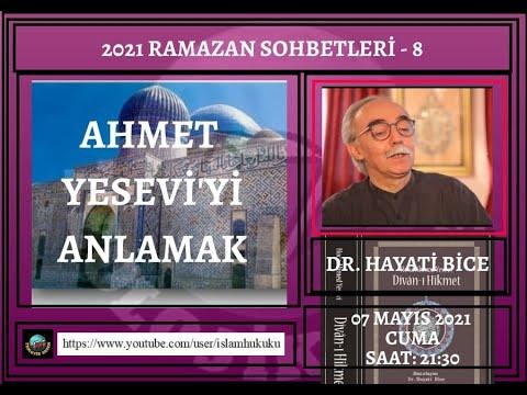 Divân-ı Hikmet Hakkında -Sohbet- / Dr. Hayati BİCE / TRT-AVAZ